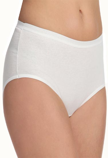 Bpc 3 Pack Cotton Assorted Plus Size Panties