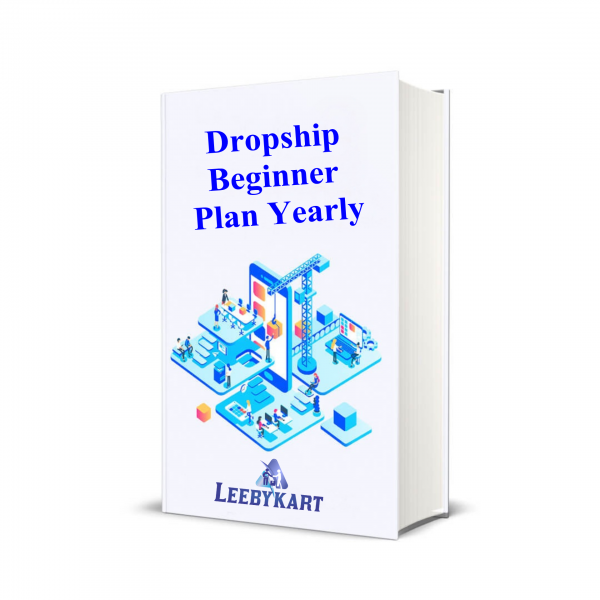 Dropship Beginner Plan Yearly