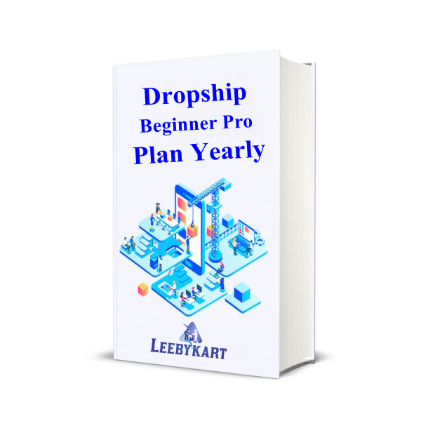 Dropship Beginner pRo Yearly