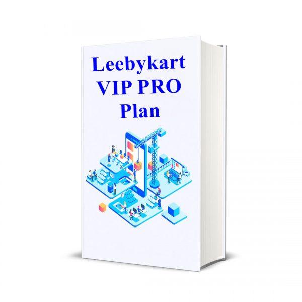 Leebykart Dropship Vip Pro Plan