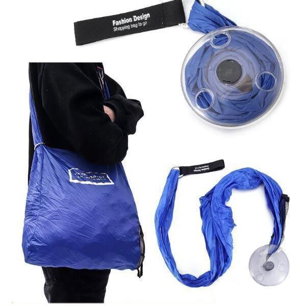 blue portable disc bag 11970436726866
